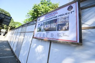 LOOK: Local architects design Emergency Quarantine Facility for COVID-19 patients