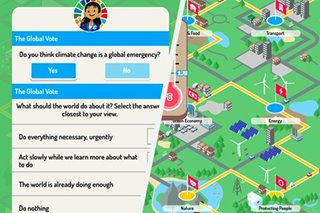 Learn how to help the environment during lockdown through UNDP's mobile game Mission 1.5