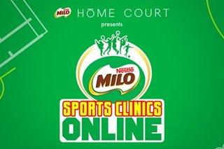 MILO launches online sports clinics for children