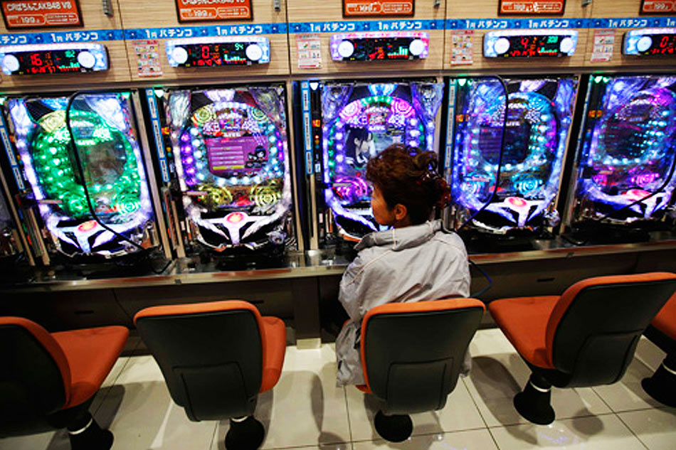 Japan names pachinko parlors defying closure request despite pandemic |  ABS-CBN News