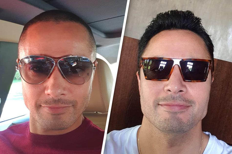 Shaving heads, growing beards: Leading men surprise with lockdown looks 2