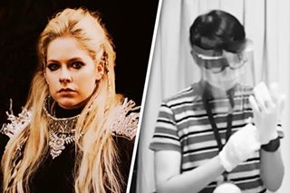 WATCH: Avril Lavigne's tribute to COVID-19 frontliners include Pinoys