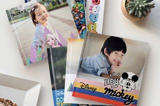 This e-commerce brand is giving away kiddie-themed photo books