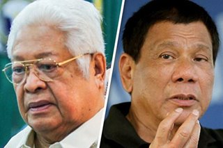 Duterte's 'neutral' stand on ABS-CBN franchise won't move bills, says Rep. Lagman