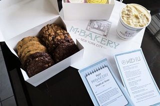 M Bakery is back for pick-up, delivery with Mother's Day specials