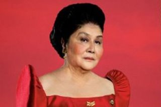 Imelda Marcos documentary 'The Kingmaker' to be streamed on iWant