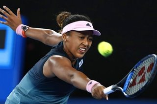Tennis: Japan's Osaka using lockdown to conquer inner demons