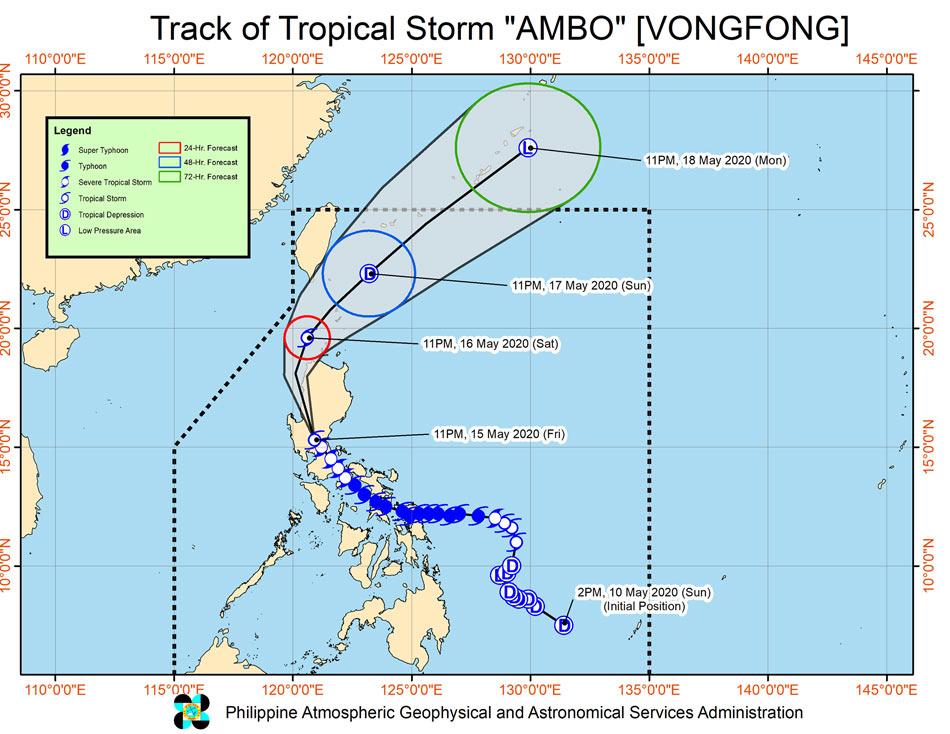 Storm Ambo whips Nueva Ecija, Pangasinan 2