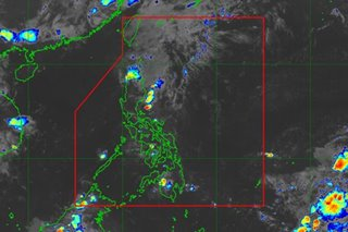 Signal No. 1 remains in Batanes, as weakening Ambo exits Luzon