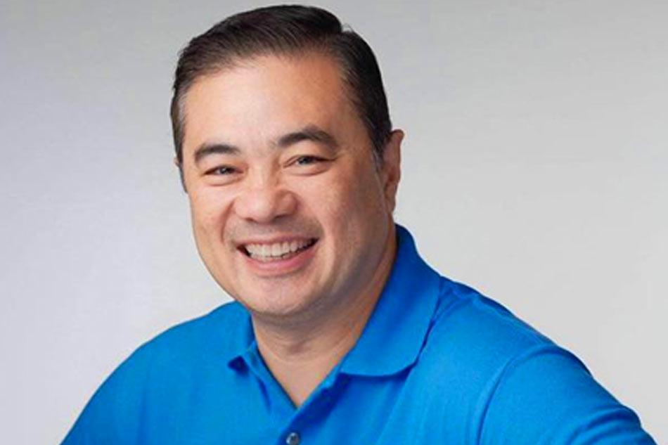 Former taekwondo champion Monsour del Rosario