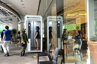 Making mall visits safer