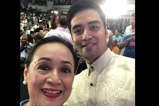 LOOK: Vico Sotto posts funny birthday greeting for mom Coney Reyes
