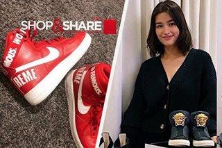 Buy luxury shoes of Vice Ganda or Liza Soberano to help fund COVID-19 test kits