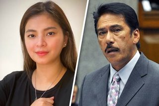 Angel Locsin reacts to Tito Sotto liking tweet claiming she's 'pro-NPA'