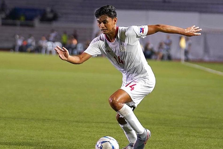 Football: Jarvey Gayoso signs with powerhouse Thai club Muangthong 1