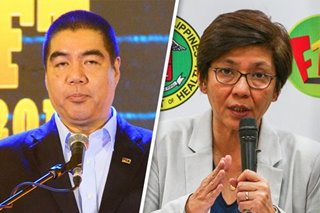 DOH: Experts still studying whether to allow basketball, PBA practices in GCQ areas