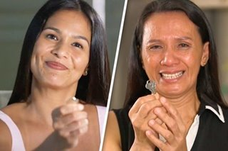 'Paano Kita Mapasasalamatan': How Iza Calzado thanked her house help for staying despite virus diagnosis