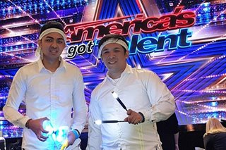 WATCH: Former 'Showtime' contest champs wow 'America's Got Talent'