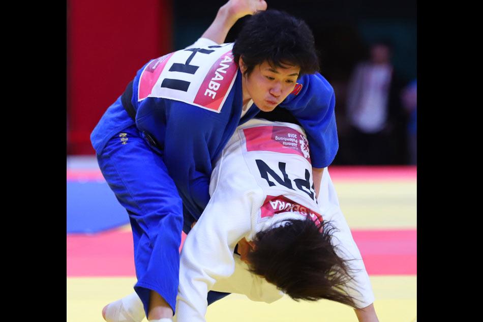 Judo: Once-injured Kiyomi Watanabe, a PH Olympic aspirant, puts virus break to good use 1
