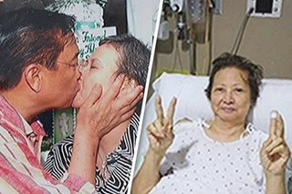 'Indescribable grief,' says Cecile Guidote-Alvarez of losing husband to COVID-19