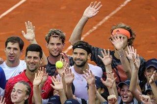 Tennis: Djokovic says he tested positive for coronavirus