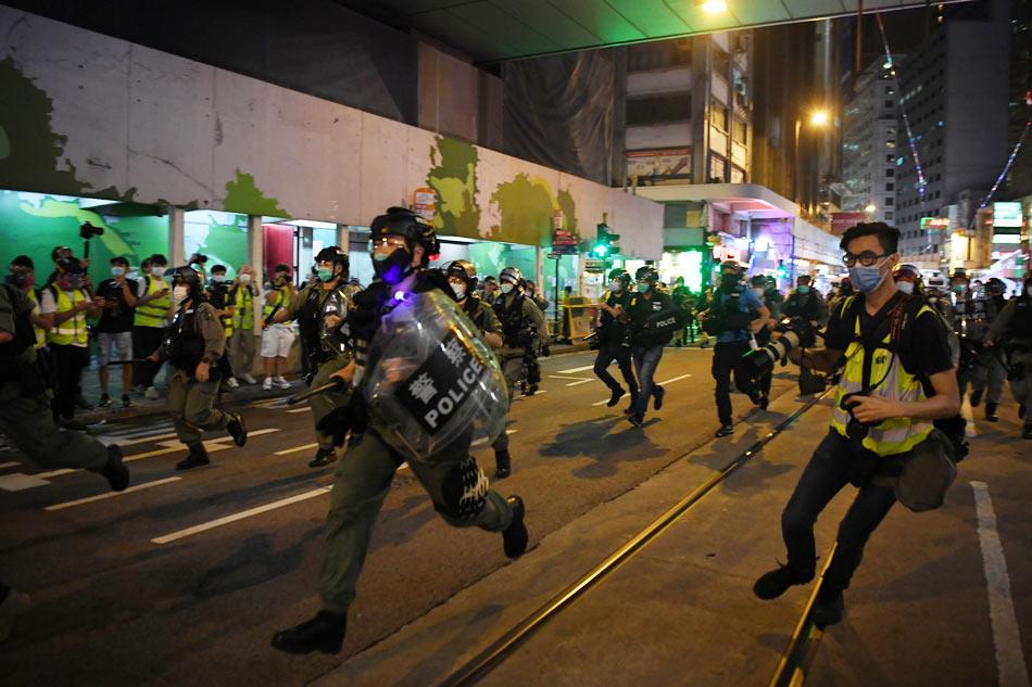 UN experts denounce 'repression' of freedom in China 1