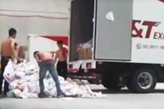DTI nagbigay ng babala sa J&T kaugnay ng 'cargo mishandling'