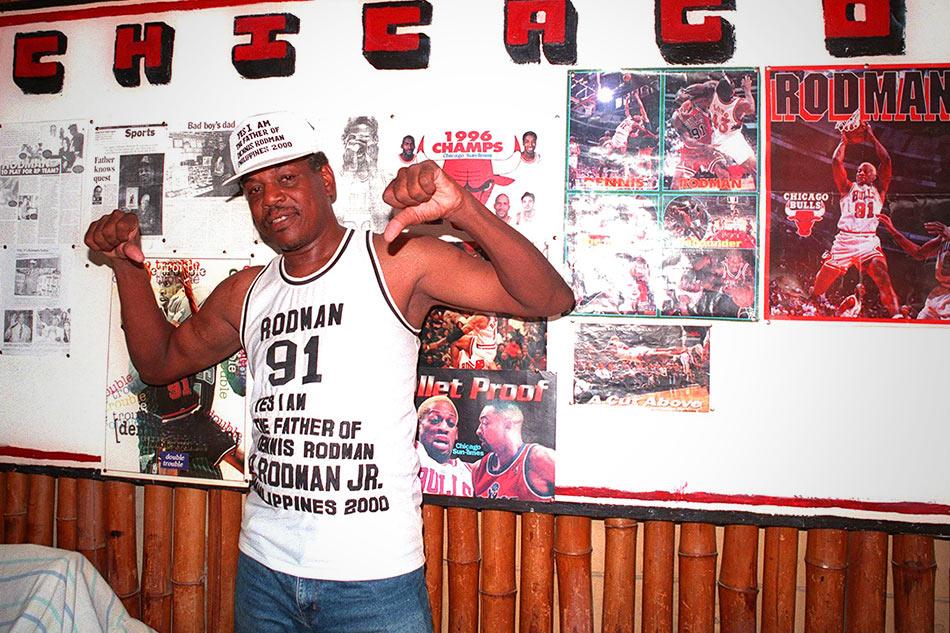 NBA: Dennis Rodman's dad, Philander, dies in Pampanga 1