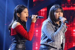 'Voice Teens 2': Team Lea's Alliah, Alexia rock out to Pink's 'So What'