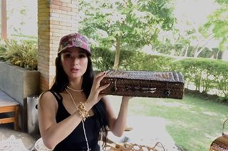 WATCH: Heart Evangelista sources Sorsogon products for namesake collection