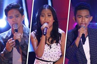 'Voice Teens 2': Knockouts reveal best balladeer on Sarah G's team
