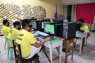 Esports: Baguio City Jail holds DOTA tournament for inmates