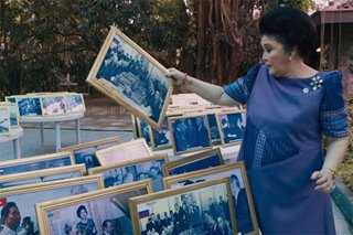 Imelda Marcos documentary 'The Kingmaker' coming to iWant this August