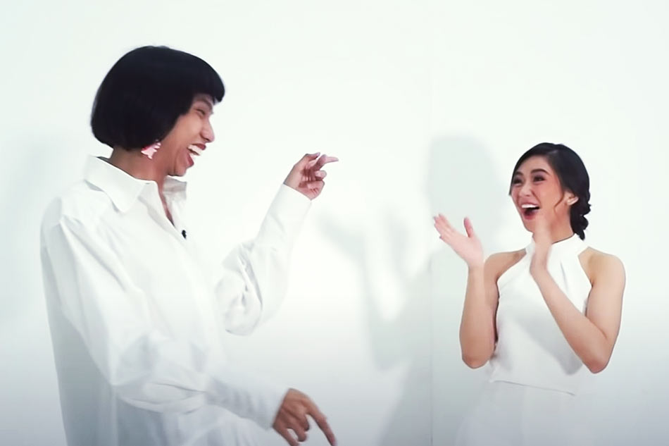 'Dreams come true': Mimiyuuuh 'teaches' Sarah G how to dance in fun video