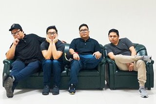 Itchyworms' new album 'Waiting for the End to Start' is 'imperfectly perfect'