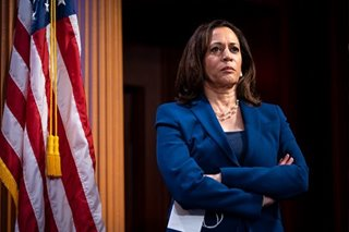 Trump fans false birther theory about Kamala Harris