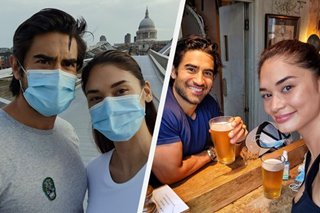 'So happy for you!' Friends gush over dating moments of Pia Wurtzbach, Jeremy Jauncey in London