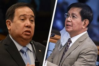 Senate needs to 'reconcile conflicting reports' on alleged PhilHealth anomalies: Lacson