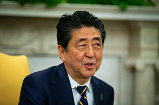 Abe's sudden departure catches Japan off guard