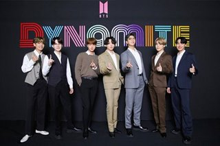 BTS hit 'Dynamite' worth $1.4 billion to South Korea: gov't