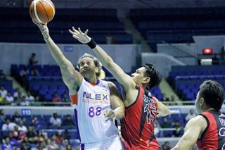 PBA: Taulava, Baguio sign to play for NLEX until December