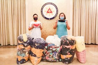 Robredo seeks to distribute 100k reusable face masks in #MasKampante project