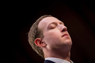 Facebook chief Mark Zuckerberg braces for civil unrest