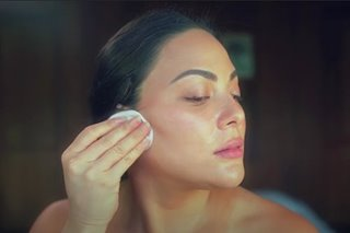 WATCH: KC Concepcion completely removes makeup in 'Unready' vlog