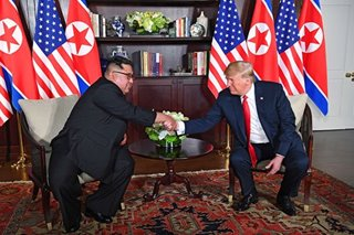 Kim Jong Un showed off executed uncle's headless body: Trump