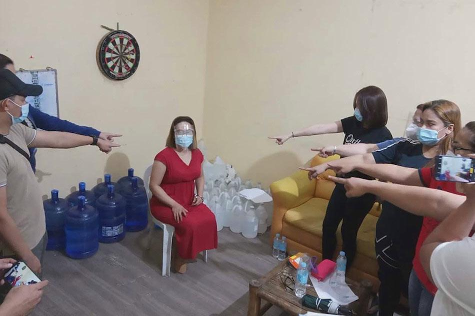 Illegal recruiter na nambibiktima ng mga nurse timbog sa Muntinlupa 1