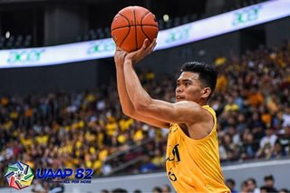 UAAP: Uncertainty over UST's fate compelled Nonoy, Cuajao to transfer