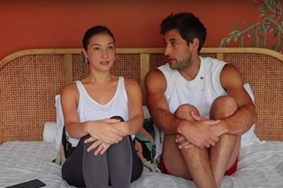 Solenn Heussaff, Nico Bolzico get real about life as first-time parents