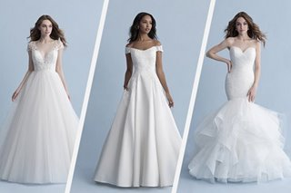 LOOK: Disney launches princess-inspired wedding gowns