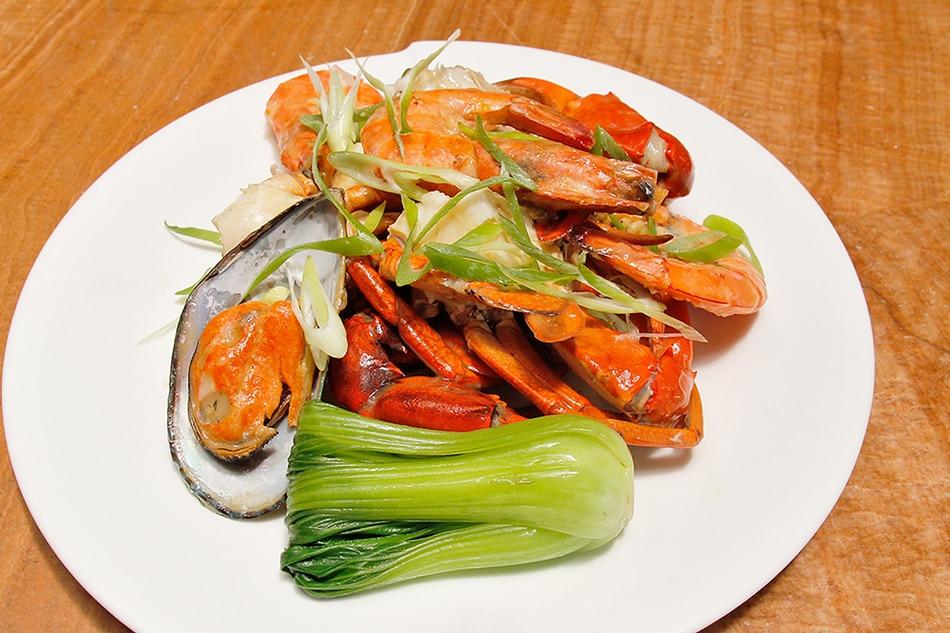 Food shorts: Pinoy salu-salo bundle, sushi in a box 1